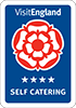 Visit England - 4 Star Self Catering Rating